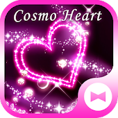 Fantasy Wallpaper Cosmo Heart Theme