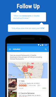 HOUND Voice Search & Assistant Screenshot 4