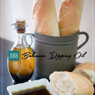 Balsamic And Basil Dipping Oil Recipes