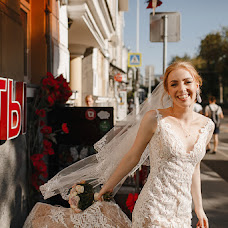 Wedding photographer Natalya Kalabukhova (kalabuhova). Photo of 14.10.2018
