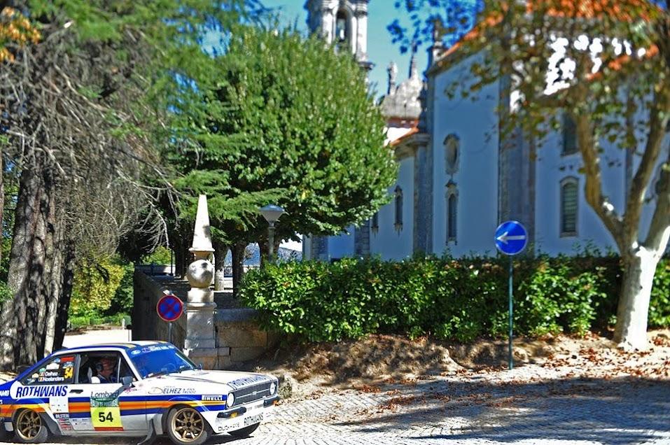 Rally de Portugal Histórico está de volta a Lamego