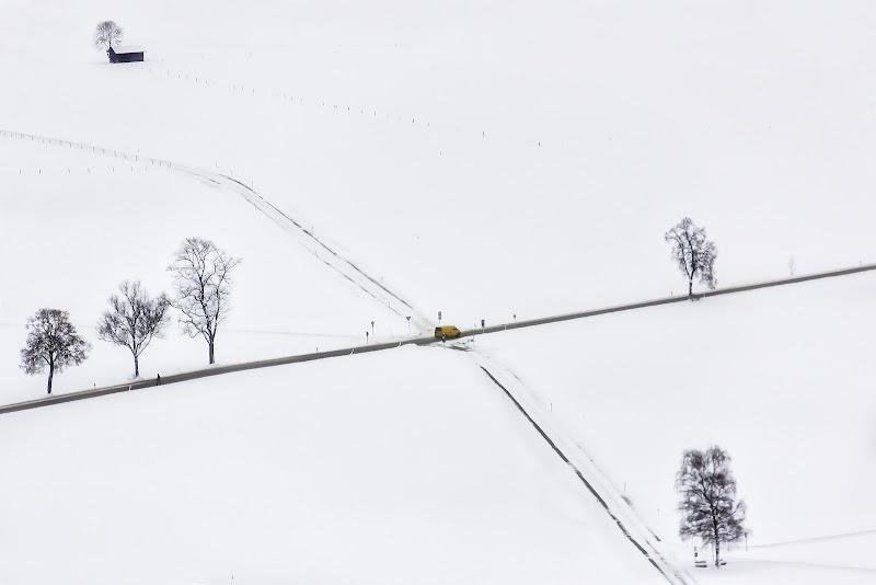 Neve e strade di maurizio_varisco