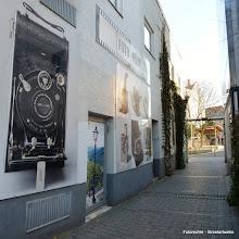 """Photo: Heinz Feußner """"Foto eine temporäre Installation""""; Rödinghauser Straße"""