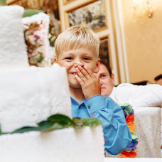 Wedding photographer Andrey Cheremisin (Cheremisin93). Photo of 30.07.2018