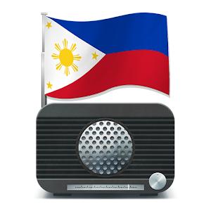 Radio Philippines FM Radio Online Radio Stations 2.3.42 by AppMind Radio FM Radio Online Music and News logo