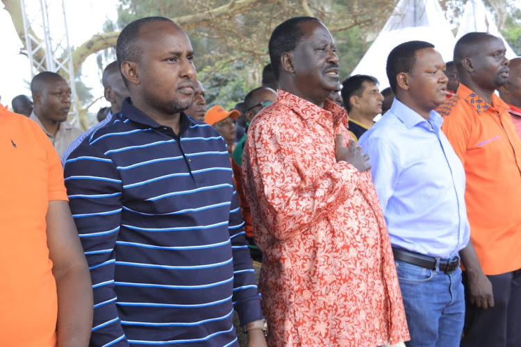 Image result for odm kibra thanksgiving