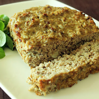 Meatloaf With Quinoa Recipes