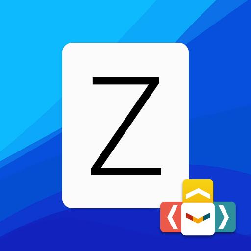 A.I.type Keyboard Z Theme