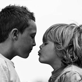 Brotherly love by Steve Weston - Babies & Children Children Candids ( pwcprofiles )