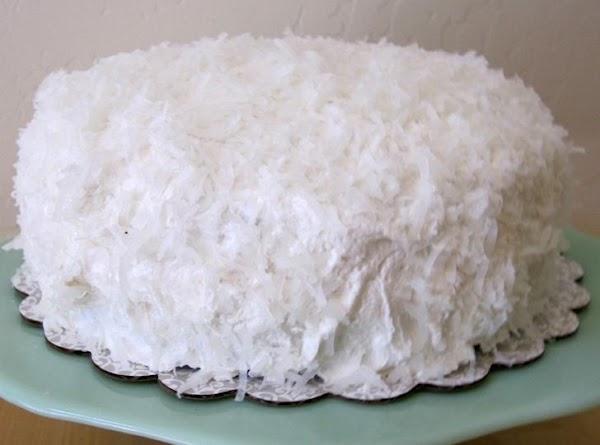 Coconut Milk Cake Recipe