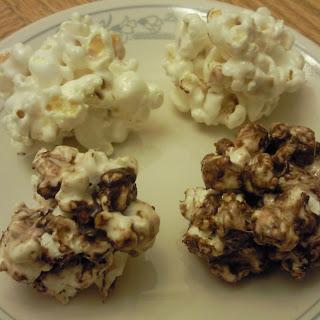 Mini Marshmallow Popcorn Balls