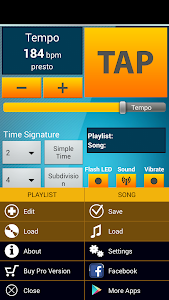 Best Metronome & Pitchfork screenshot 13