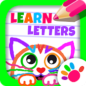 ABC DRAW 🎨 Kids Drawing! Alphabet Games Preschool