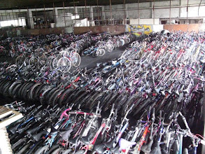 Photo: We shipped THAT many bikes!?