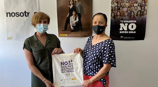 El Ayuntamiento lanza una campaña contra la violencia de género