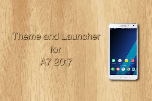 Theme for Galaxy A7 (2017) for PC