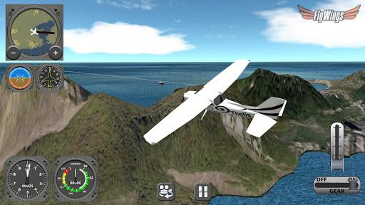 Flight Simulator 2013 FlyWings - Rio de Janeiro apktram screenshots 6