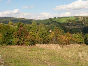 Photo: Podzimní Bílé Karpaty poblíž Žítkové