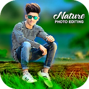 Nature Photo Editor - Nature Photo Frame App