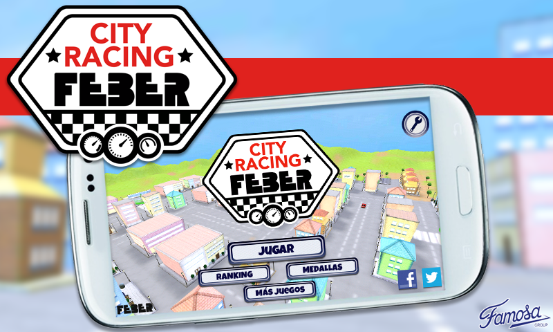 City Racing Feber- screenshot