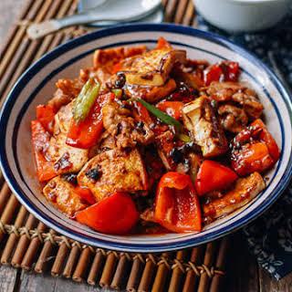 Hunan Pork and Tofu.