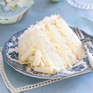 Orange Coconut Cake Recipe