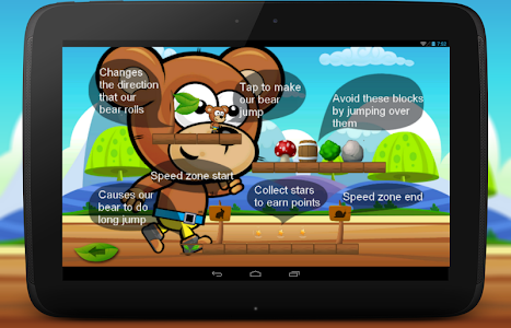 Running Crazy Bears Spirit screenshot 2