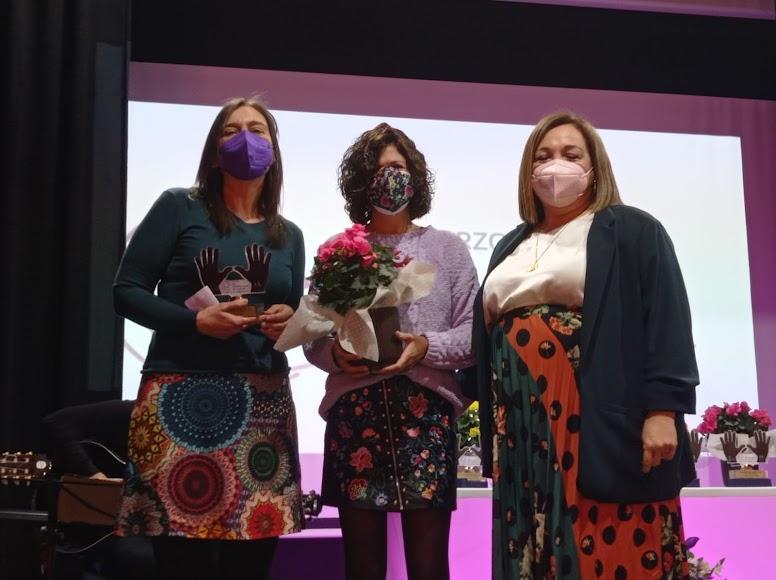 Huércal de Almería premia a doce mujeres del municipio.