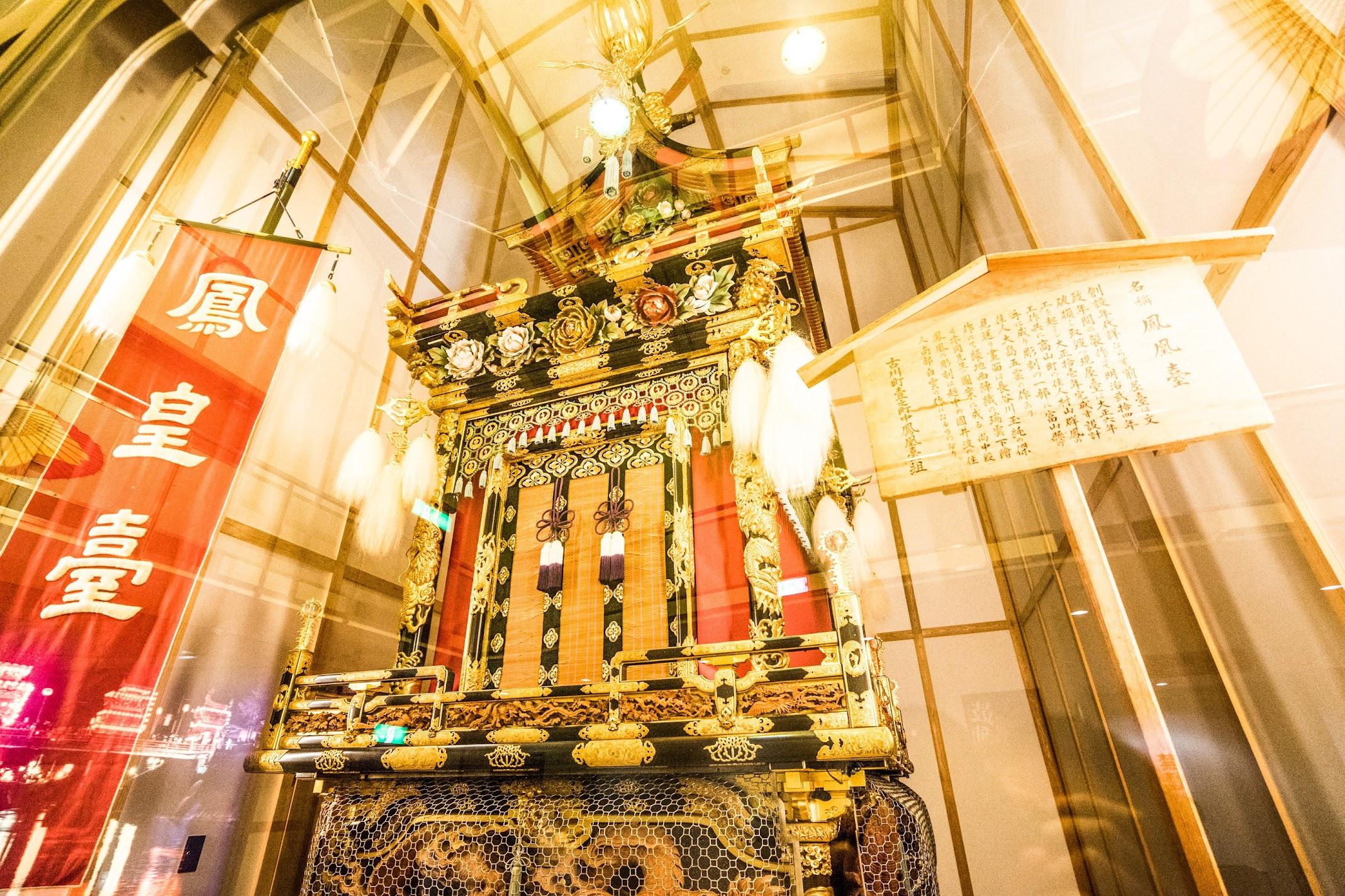 Hida FurukawaFestival Museum6