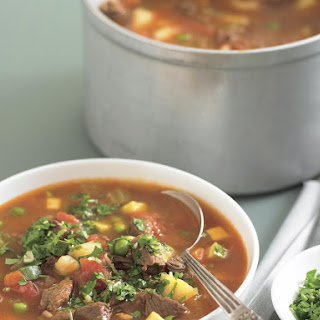 Beef Stew with Gremolata.