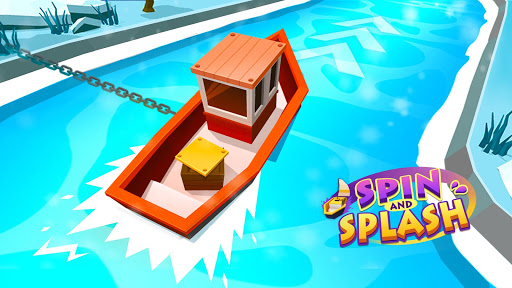 Spin and Splash - screenshot