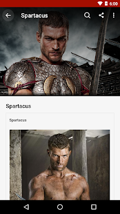 FANDOM for: Spartacus - náhled