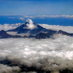 Rinjani by Marcelino Moningka - Landscapes Mountains & Hills ( mountain, indonesia, lombok, rinjani, landscape )