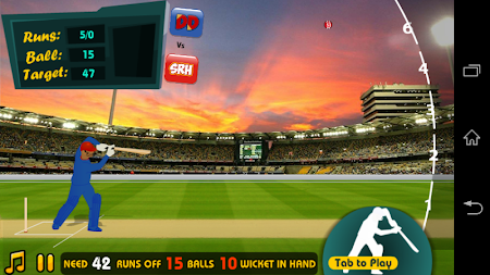 World Cricket: I.P.L T20 2016 0.1.2 screenshot 1182002