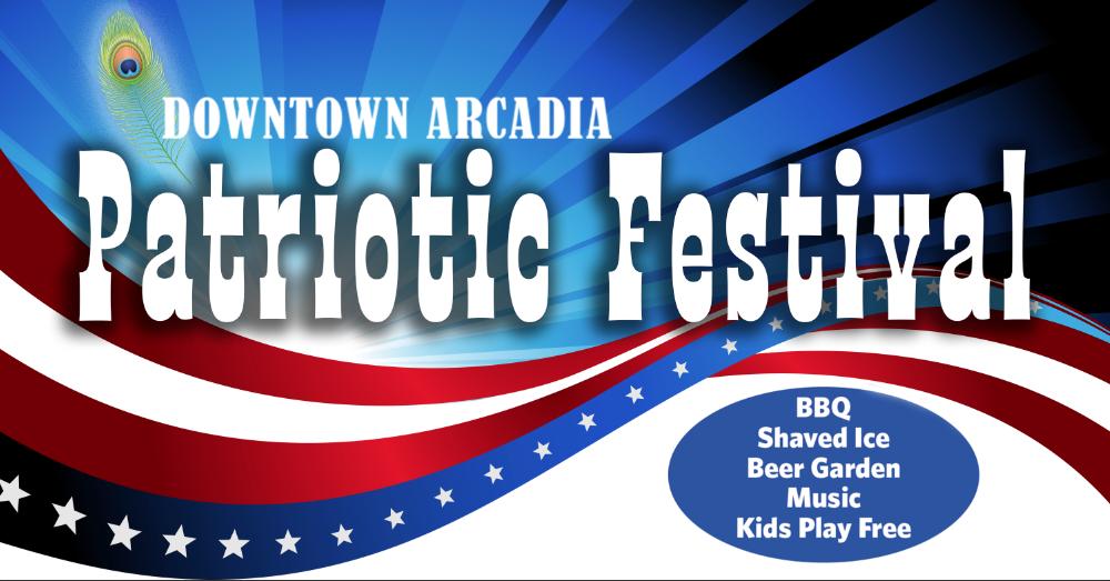 Patriotic Festival July 1 2017