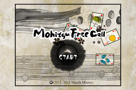 Mohitsu Free Cell- screenshot thumbnail