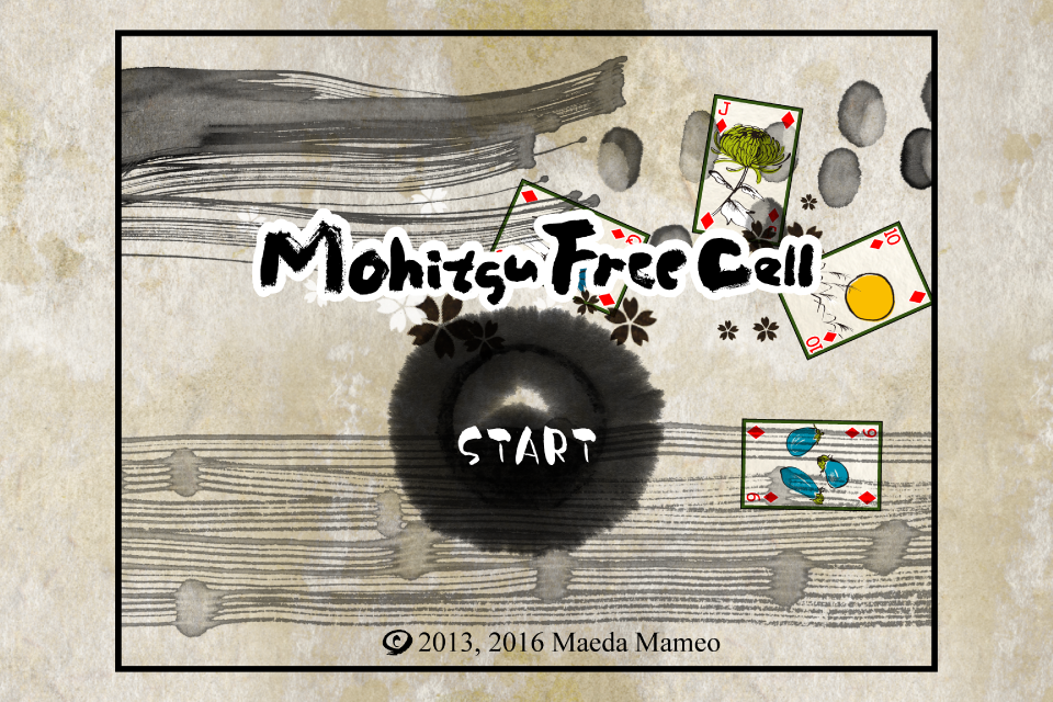 Mohitsu Free Cell- screenshot