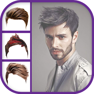 Man Hairstyle Photo Editor PRO