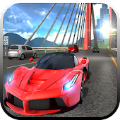 GT Tubro Car Traffic Racing