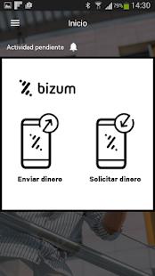 EVO Bizum - náhled
