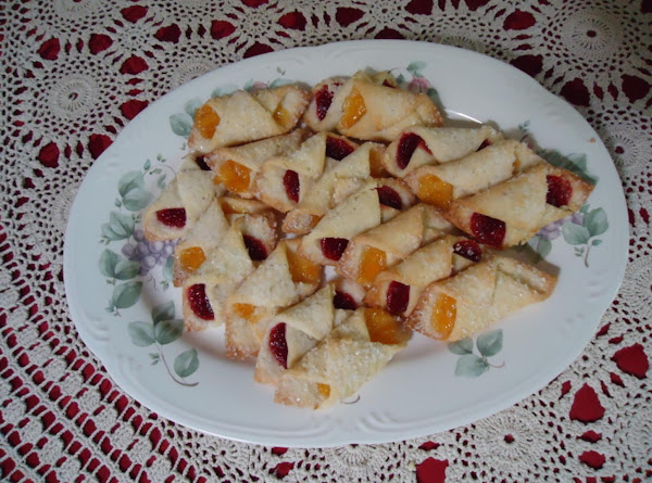 Fruit Filled Yummies Recipe