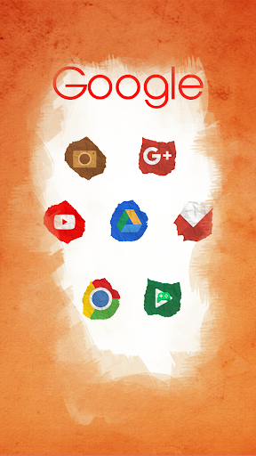 Paper - Icon Pack app for Android screenshot