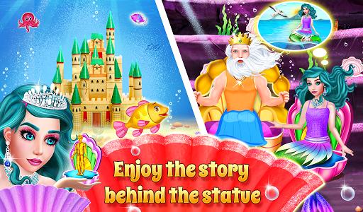 Mermaid & Prince Rescue Love Crush Story Game filehippodl screenshot 1