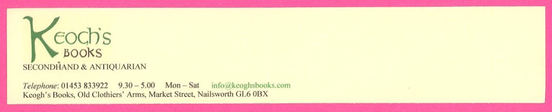 Photo: Keogh's Books