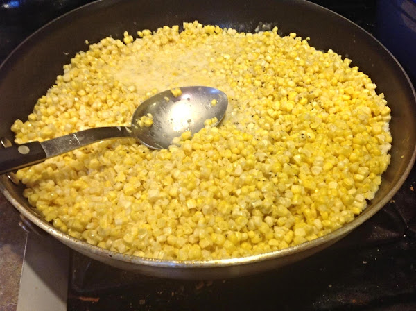 Southern-style Creamed Corn Recipe