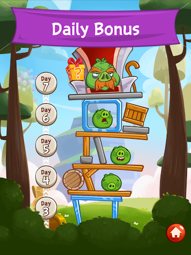 Angry Birds Blast - screenshot