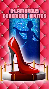 Glamorous Ceremony Invites - náhled