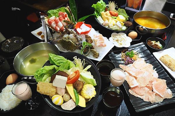 富美海鮮火鍋 羅東店|超新鮮活海鮮爽爽吃,宜蘭火鍋推薦(菜單)