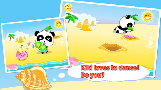 Baby Panda's Treasure Island screenshots 2