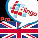 L-Lingo Learn English Pro icon